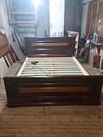 Ліжко з натуральної деревини. Приймаємо індивідуальні замовлення за Вашими розмірами.