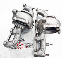 Горячая часть турбокомпрессора 54399880022, 54399880020 Volkswagen 1.9 TDI  AXB  AXC