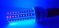 Ультрафиолетовая светодиодная лампа    DIY ELECTRONIX  16 ватт