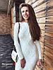 Платья вязка, 50% шерсть, 50% акрил. Размер:42-46. Цвета разные. (6099), фото 6