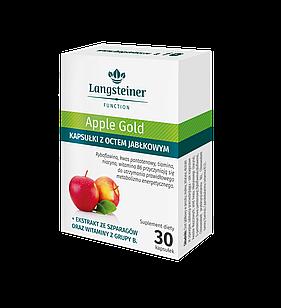Диетическая добавка для похудения Langsteiner Apple Gold 30 капсул (2943003)
