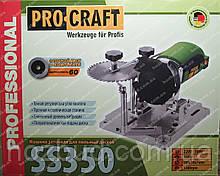 Станок для заточки пильных дисков Procraft SS350