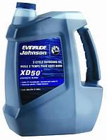 Масло моторное Evinrude Johnson XD-50 GALLON