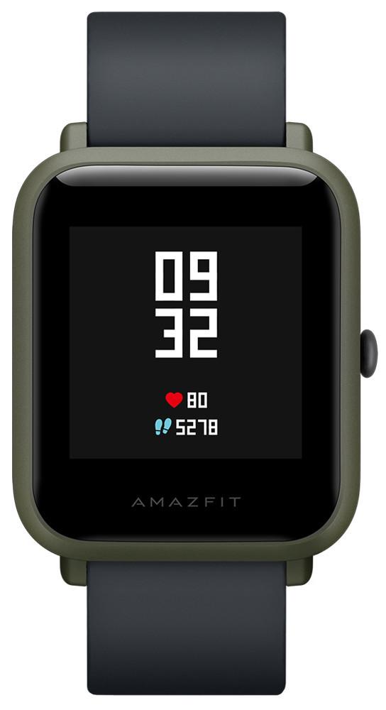 Умные часы Xiaomi Amazfit Bip Kokoda Green