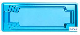 Бассейн композитный Favorit 10,2 х 3,60 х 1,55 м