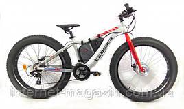CrosserЭлектровелосипед Fat Bike 26