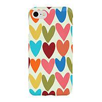 Чехол Oovi для iPhone 7/8 Plus Big Hearts (56561), фото 1