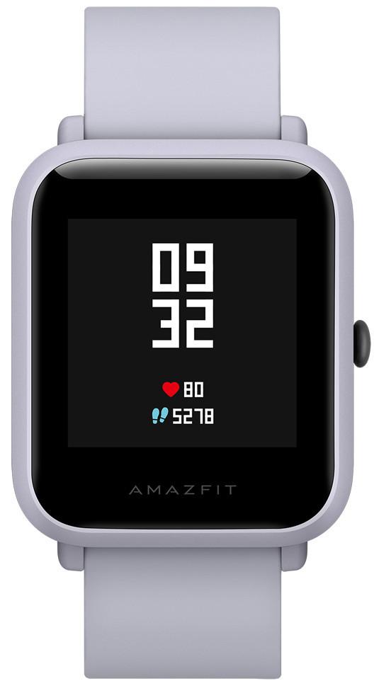 Умные часы Xiaomi Amazfit Bip White Cloud