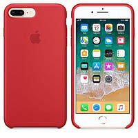Панель Xime Silicone Case для iPhone 7/8 Plus Red ( 15920), фото 1
