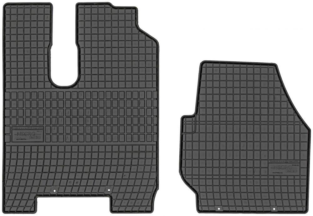 Коврики резинові  Mercedes Actros MP II i MP III 2003-2012 Frogum 0078MPII