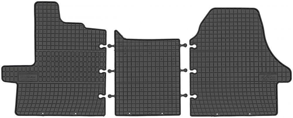 Коврики резинові Citroen  Jumper від 2007р Frogum D0095