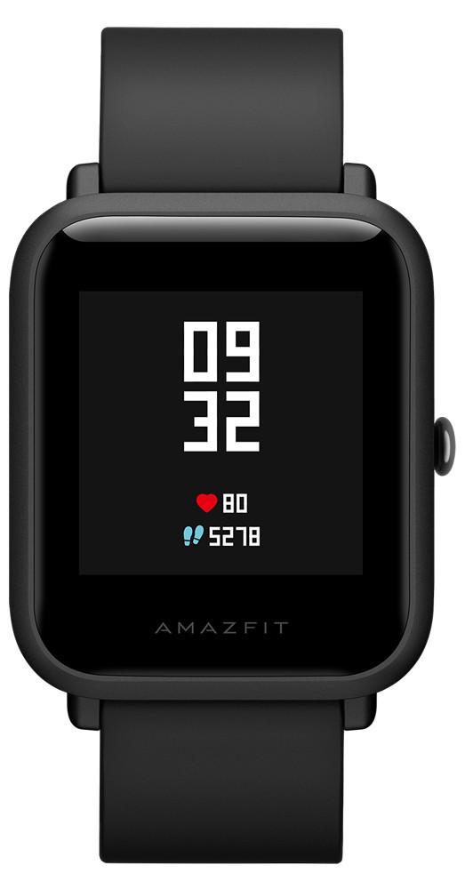 Умные часы Xiaomi Amazfit Bip Black