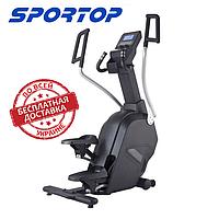 Гибридный тренажёр степпер/обитрек SPORTOP CLM 700
