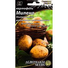 """Семена картофеля ультрараннего """"Милена"""" (0,01 г) от Agromaksi seeds"""