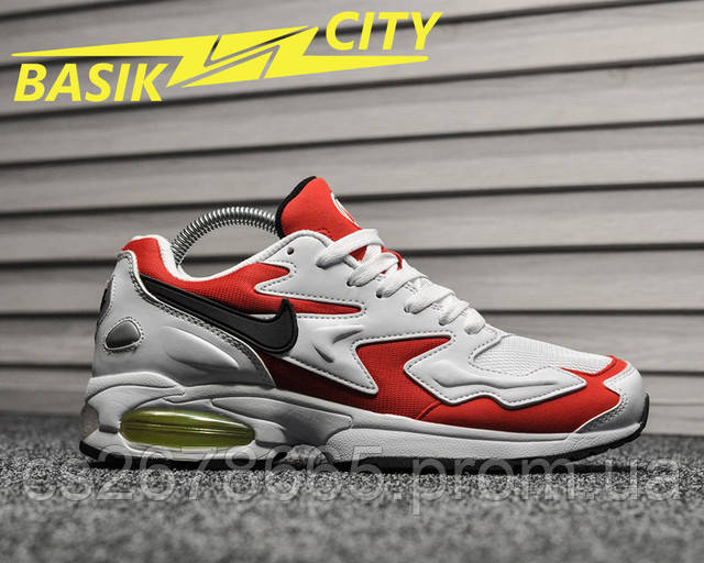 Фото Nike Air Max 2 Light White Red