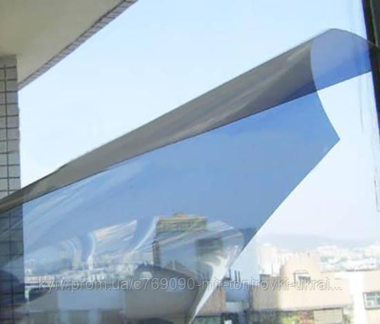 Теплосберегающая пленка для окон Ice Cool 80 (синяя) шир. 915 мм