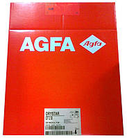 Термопленка Agfa Drystar DT2B 20х25  агфа для сухой печати цифровая дт