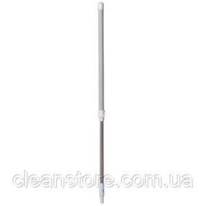 Телескопическая алюминиевая ручка, 1250-1840 мм, фото 2