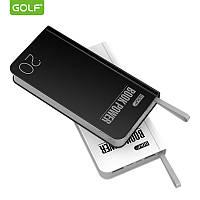 Портативний зарядний пристрій Golf G30 20000mAh