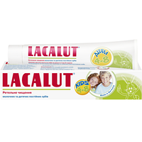Зубная паста Lacalut для детей 4-8 лет, 50 мл