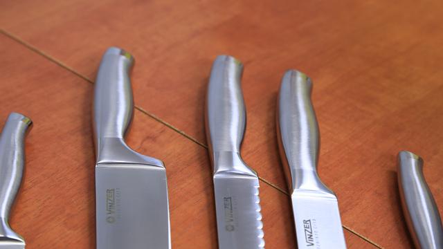 Набор ножей Frost 89126 (6 пр)