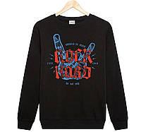 Джемпер ROCK HARD мужской черный