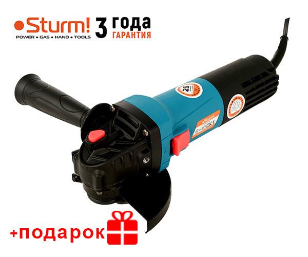 Болгарка (угловая шлифмашина) Sturm AG90121P