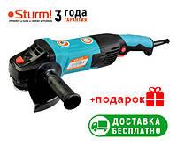 Болгарка (угловая шлифмашина) Sturm AG9018P