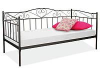 Кровать Birma 90x200 Signal черный