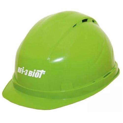 Каска защитная RFI-3 BIOT™ зелёная 72519