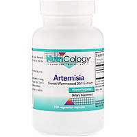 Полынь, Nutricology, Artemisia, 100 капсул
