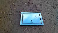 Сажатруска   нержавейка ( 205*185 мм )