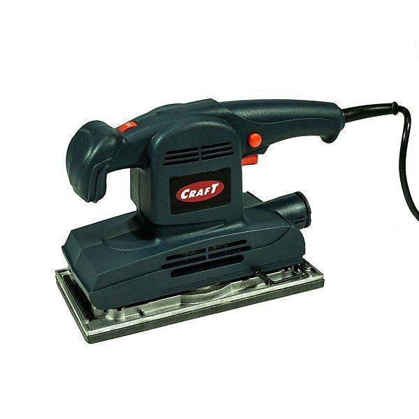 Вибрационная шлифовальная машина Craft CVM-320