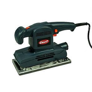 Вибрационная шлифовальная машина Craft CVM-320, фото 2