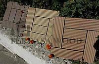 Садовый паркет CM Garden из древесно-полимерного композита (ДКП) цвет дуб