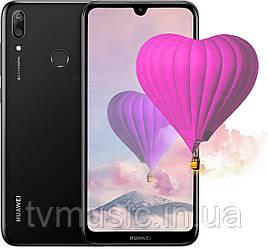 Мобильный телефон Huawei Y7 2019 3/32 GB Midnight Black
