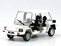 Модель Автолегенды (ДеАгостини) ВАЗ-1801 Пони (1:43)