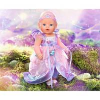Кукла Zapf Baby Born Оригинал Беби Борн Принцесса Фея с аксессуарами 43 см 826225