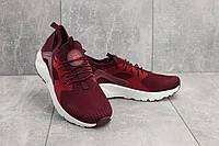 Кроссовки A 023-1 (Nike Huarache) (весна-осень, мужские, текстиль, бордовый), фото 1
