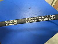 Ремень клиновой А 1300 Lw 13x1270Li A50, 13x1300 Lw, SPA 1300 Lw - Gufero Чехия