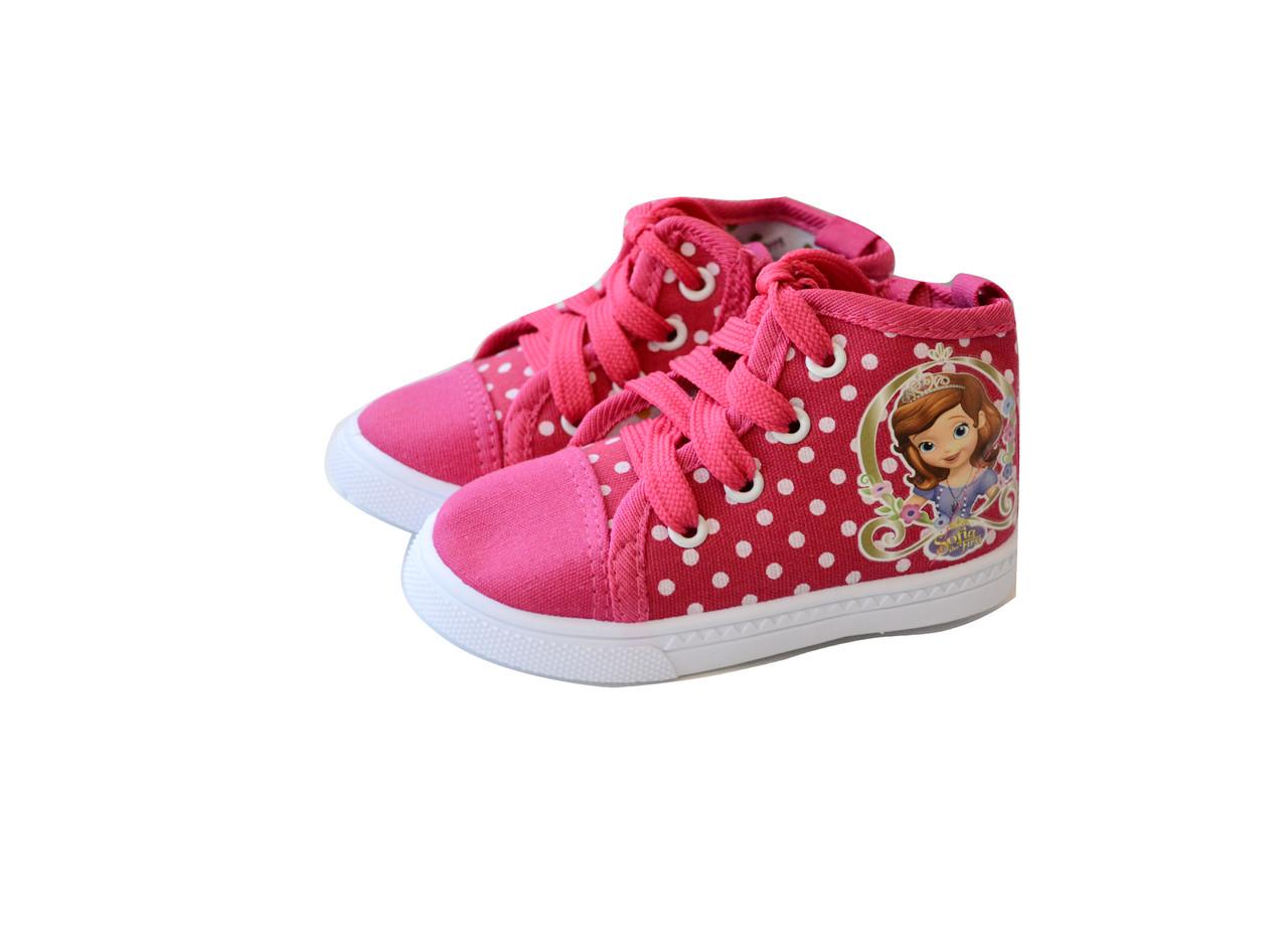 7fd7d24c Кеды для Девочки 2113 Розовый Цвет (26) — в Категории