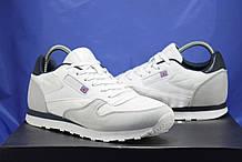 Белые мужские лёгкие кроссовки в стиле Reebok Classic