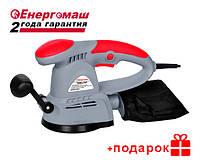 Шлифмашина вибрационная Энергомаш ПШМ-8155Р