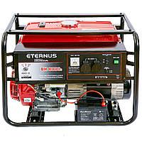 Бензиновый генератор ETERNUS BH8000DXE