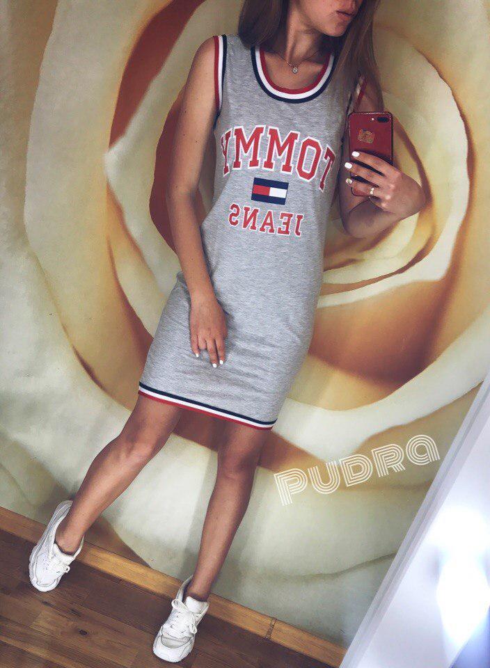Спортивное платье Tommy