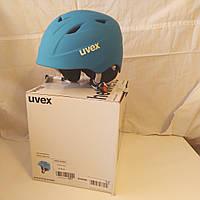 №58.Горнолыжный шлем UVEX Kids Airwing 2 Pro Ski Helmet 52-54 cm Mat Blue, фото 1