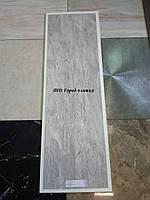 Кварц-виниловая плитка LG Decotile DSW2369 / Сланец светлый - расширение выставочной экспозиции