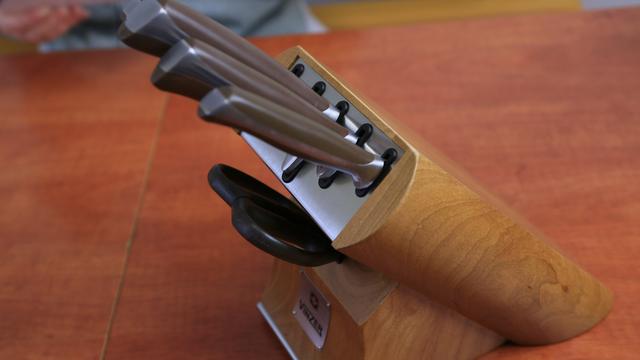 Набор ножей Vinzer Massive 89124 (7 пр.)