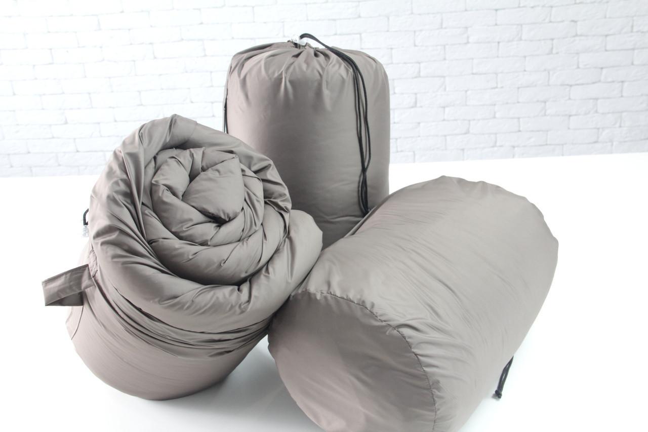 Тактический спальный мешок (до -5) спальник для похода весна и осень   (канада)
