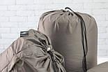 Тактический спальный мешок (до -5) спальник для похода весна и осень   (канада), фото 4